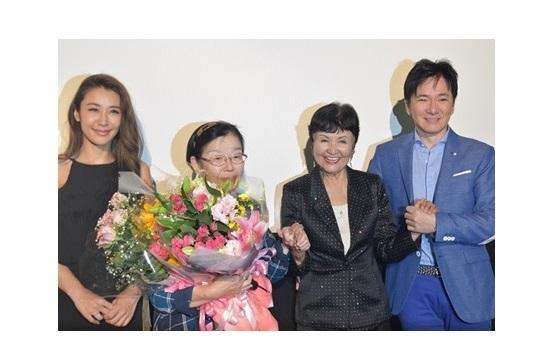 映画「キセキの葉書」の試写会を東大阪で行いました